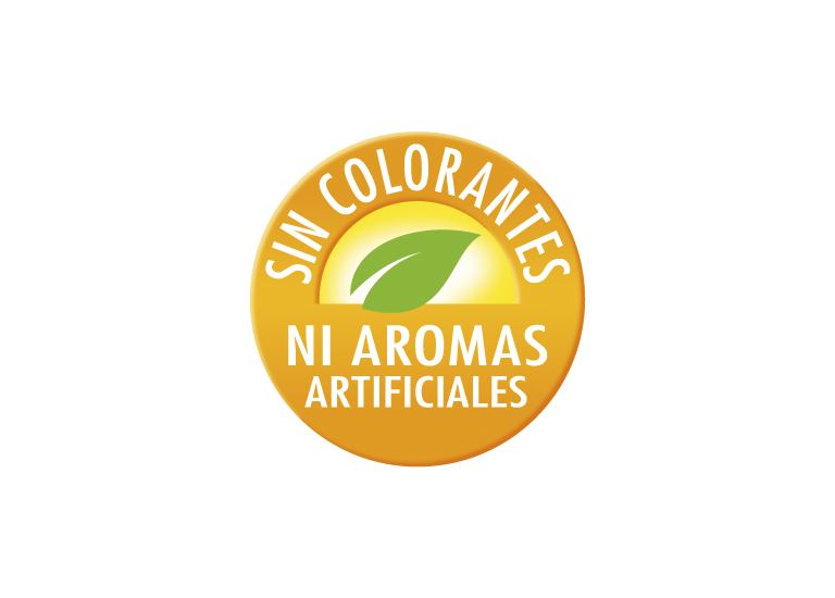 Helados sin colorantes ni aromas artificiales